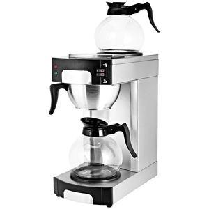Kaffeemaschine HCG 1001 mit Glaskanne