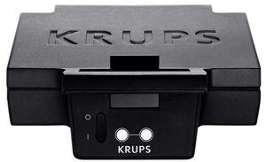 Krups Sandwich Toaster FDK 451 Schwarz matt