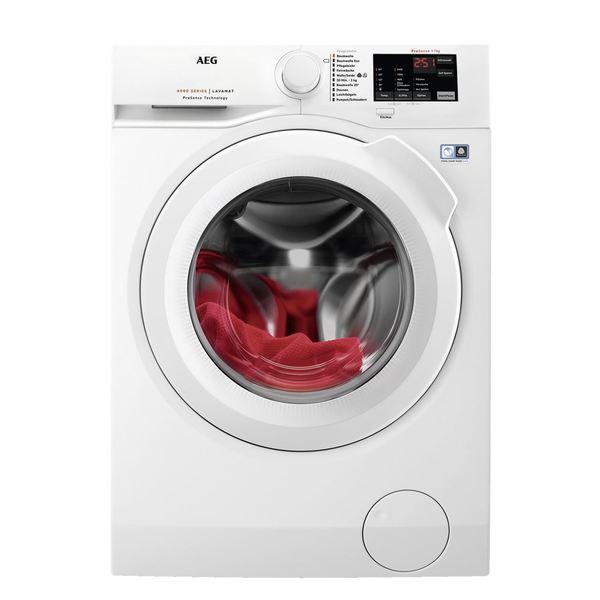 Aeg Waschmaschine Serie 6000 L6FB50470  EEK: A+++