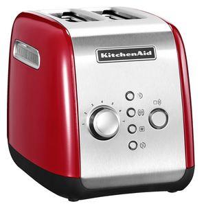 Kitchenaid 2-Scheiben-Toaster 5KMT221 Empire Rot