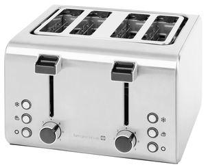 Tarrington House 4-Scheiben Toaster TA 4170N Silber