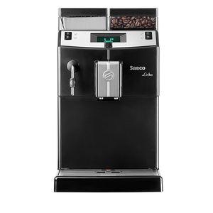 Saeco Kaffeevollautomat Lirika Schwarz