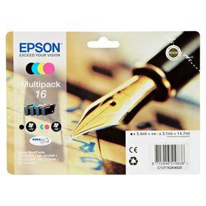 Epson Druckerpatronen T1626 Multipack