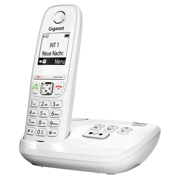 Gigaset AS405A Single Weiß