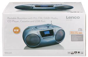 Lenco SCD-680 DAB+ CD/Radio