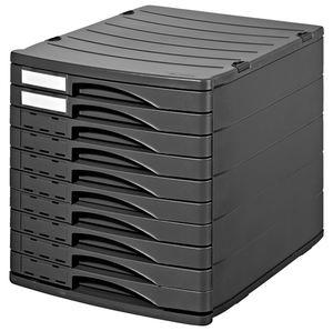Rotho Bürobox Profiline A4 10 Schübe