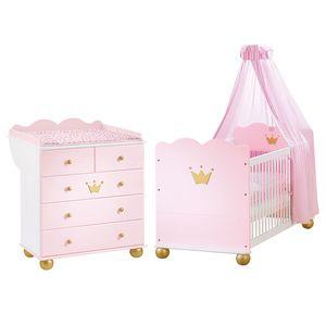 home24 Sparset Prinzessin Karolin (2-teilig)