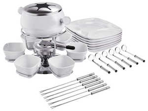 DOMESTIC  							Fondue-Set