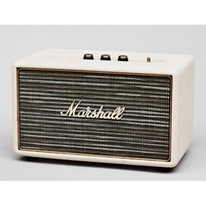 Marshall Acton BT Bluetooth Lautsprecher weiß