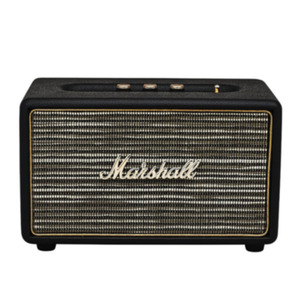 Marshall Acton BT Bluetooth Lautsprecher schwarz