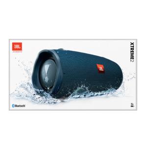 JBL Xtreme 2 Blau Bluetooth Lautsprecher IPX7 Wasserdicht