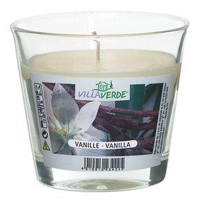 Duftkerze - Vanille - 8 cm