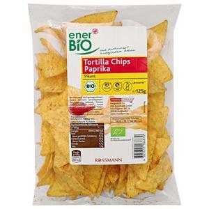 enerBiO Bio Tortilla Chips Paprika 1.03 EUR/100 g