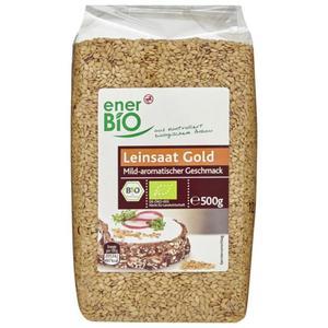 enerBiO Bio Leinsaat Gold 3.98 EUR/1 kg