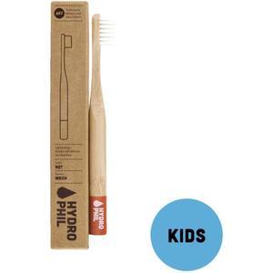 HYDROPHIL Nachhaltige Zahnbürste für Kinder rot extra weich