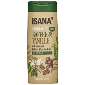 ISANA Cremedusche Kaffee & Vanille 1.83 EUR/1 l