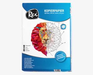 Rex®  Kopierpapier, 500 Blatt