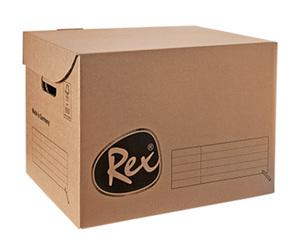 Rex®  Archivkartons, 2 Stück