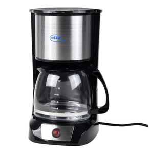 ELTA 12 Tassen Edelstahl Kaffeemaschine KME 1000.2