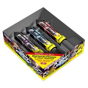 NICO FEUERWERK/POWERTEC X-Tail Rockets