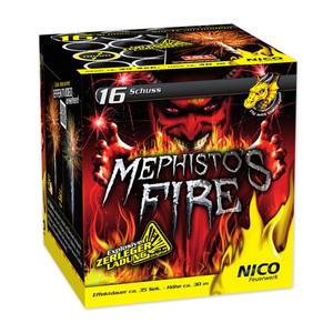 NICO FEUERWERK/POWERTEC Mephisto's Fire