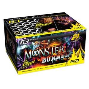 NICO FEUERWERK/POWERTEC Monster Burner
