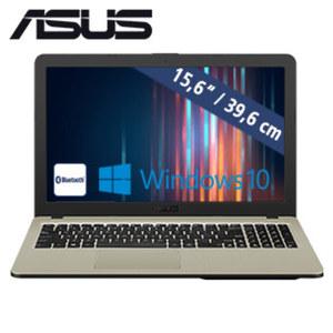 Notebook VivoBook 15 F540MA • mattes HD-Display • Intel® Celeron® Prozessor N4000 (bis zu 2,6 GHz) • Intel® HD Graphics 600 • USB 3.0, USB 2.0, HDMI, VGA