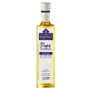 Teutoburger Reines Rapskernöl jede 500-ml-Flasche