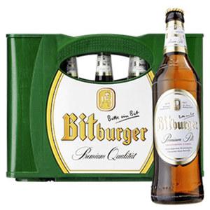 Bitburger Pils, Alkoholfrei oder Premium Kellerbier 24 x 0,33/20 x 0,5 Liter