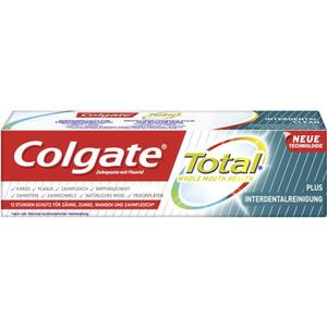Colgate Total Plus Interdentalreinigung Zahnpasta 2.65 EUR/100 ml