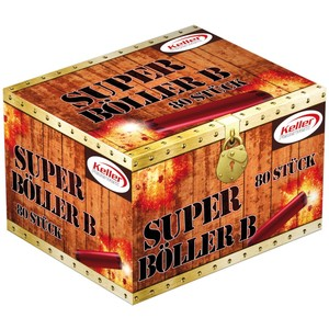 Super Böller B 80 Stück Silvesterböller