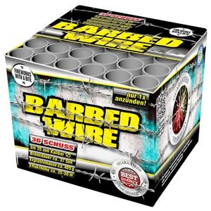 Barbed Wire 36 Schuss Feuerwerksbatterie