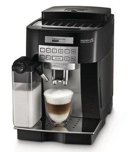 DeLonghi ECAM 22.366.B Magnifica S Cappuccino Kaffeevollautomat Silber