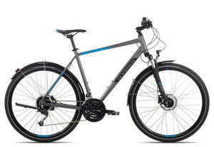 Axess Veris Street 2019 | 52 cm | black blue grey