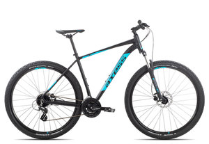 Axess Brash 2019 | 17 Zoll | black cyan