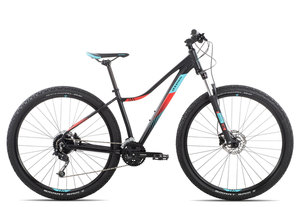 Axess Doree 2019 | 17 Zoll | black red blue