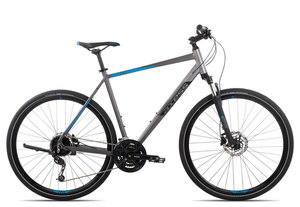 Axess Veris 2019 | 56 cm | black blue grey