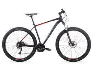Axess Debris 2019 | 21 Zoll | black red grey