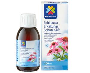 MULTINORM Echinacea Erkältungsschutz-Saft