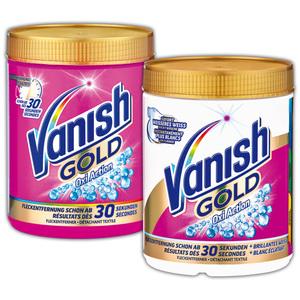 Vanish Gold Fleckentferner
