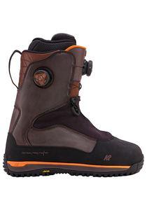 K2 Snowboarding Taro Tamai Snowsurfer Boa Snowboard Boots - Braun