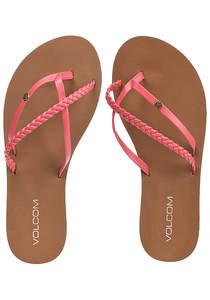 Volcom Thrills - Sandalen für Damen - Rot
