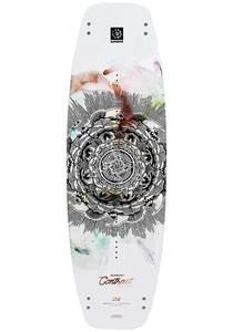 Slingshot Contrast 138cm - Wakeboard für Damen - Weiß