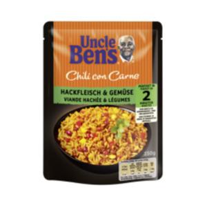 Uncle Ben´s Reisgerichte