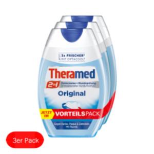 Theramed 2in1 Zahncreme + Mundspülung