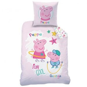 Peppa Wutz - Kinderbettwäsche - 2-teilig