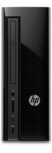 HP Desktop PC, Intel J3710 Quad Core Prozessor (4 x bis zu 2,64 GHz) 260-A161NG