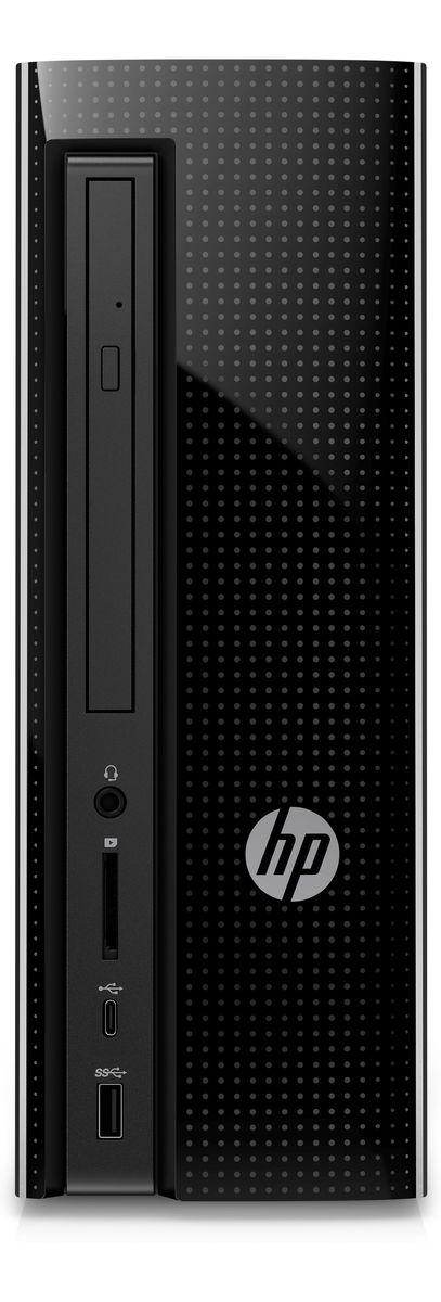 Bild 1 von HP Desktop PC, Intel J3710 Quad Core Prozessor (4 x bis zu 2,64 GHz) 260-A161NG