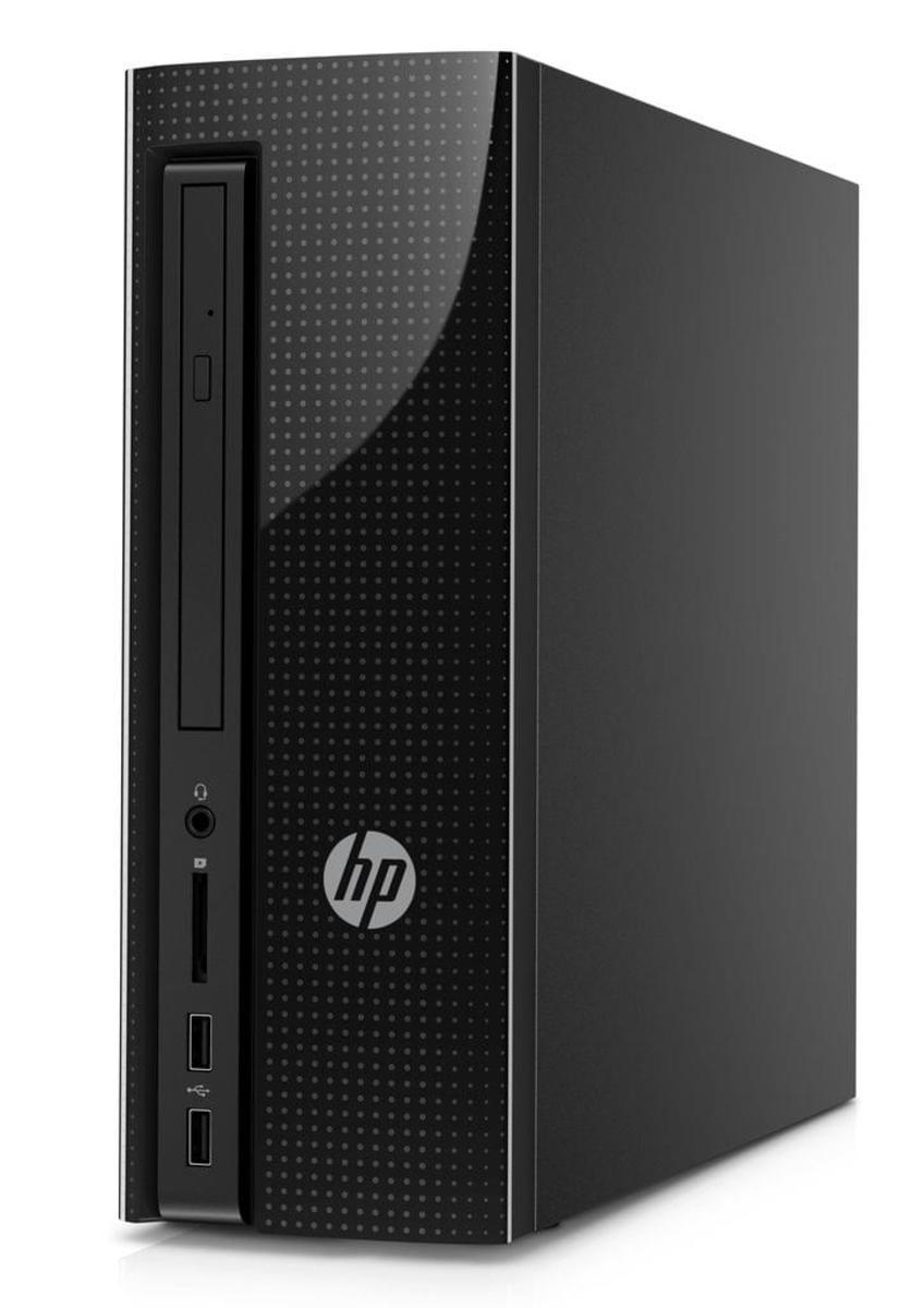 Bild 3 von HP Desktop PC, Intel J3710 Quad Core Prozessor (4 x bis zu 2,64 GHz) 260-A161NG