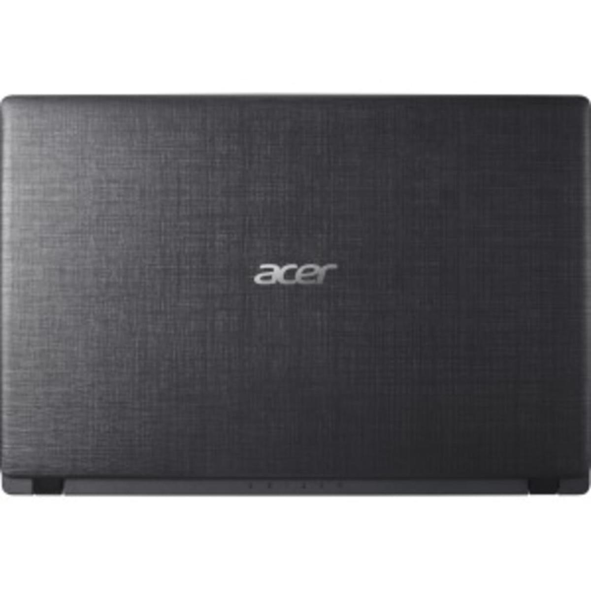 Bild 5 von Acer Notebook 39,60cm (15,6 Zoll), Intel Pentium N4200 Quad Core Prozessor (4 x bis zu 2,5 GHz), 4 GB RAM, 1000 GB Festplatte, Schwarz matt